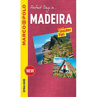 Madeira Marco Polo Spiral Guide by Marco Polo - 9783829755276 Book