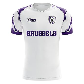 2020-2021 Anderlecht Away Concept Football Shirt - Kids