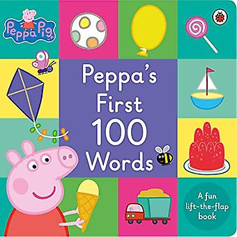 Peppa Pig: Peppa s 100 premiers mots