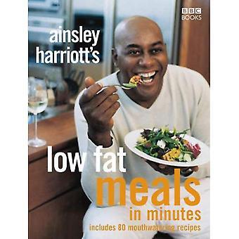 Ainsley Harriotts låg fettrik måltid i minuter