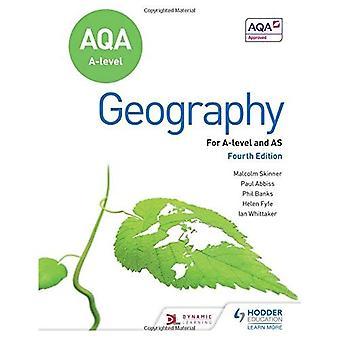 AQA A-nivå geografi fjerde utgaven