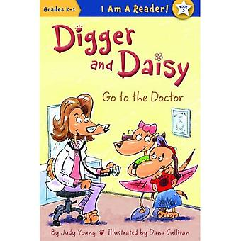Digger et Daisy aller chez le médecin (je suis un lecteur!)