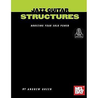 Jazz Guitar Structures