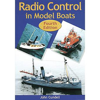 Radio Control in Model Boats by John Cundell - 9781854862310 Book