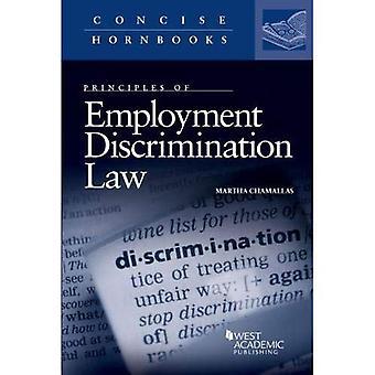 Principles of Employment Discrimination