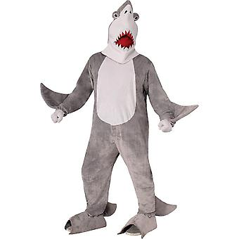 Big Shark Adult Costume