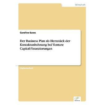 Der Plan d'als Herzstck der Kontaktanbahnung bei CapitalFinanzierungen Venture par Sucec & Caroline