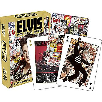 Jeu de Elvis Presley Movie Posters de 52 cartes (nm)