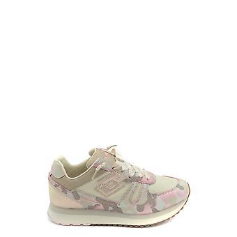 Lotto Ezbc139010 Women's Multicolor Leather Sneakers