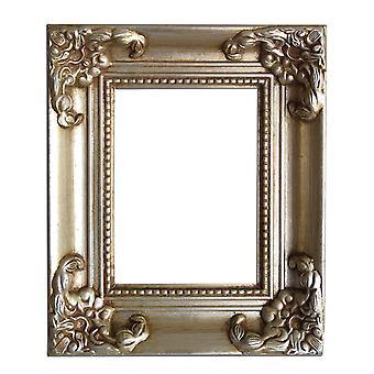 10x18 cm oder 4x7 Zoll, Silberrahmen