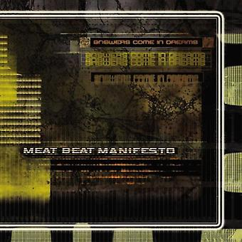 Meat Beat Manifesto - antwoorden komen in dromen [Vinyl] USA import