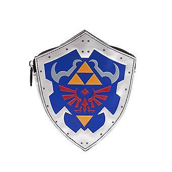 Legenden om Zelda Shield Coin veske