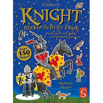 Knight Sticker Activity Book (Illustrated edition) by Margot Channing