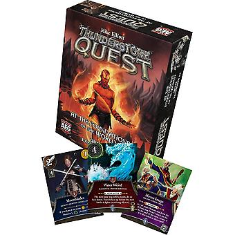 Thunderstone Quest expansion pack: grunderna i världen