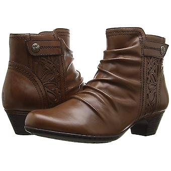Cobb Hill Womens Abilene-Ch Leather Closed Toe Ankle Fashion Boots