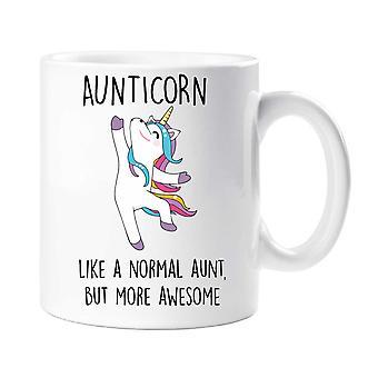 Aunticorn Mug
