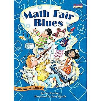 Math Fair Blues (Math Matters (Kane Press Paperback))