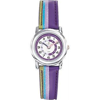 Reloj Certus 647380 - tri-color cuero chica