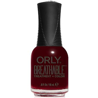 Orly BREATHABLE Traitement - Couleur - Namaste Healthy (20963) 18ml