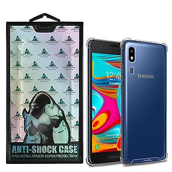 Samsung A2 Core Case Transparent - Anti-Schock