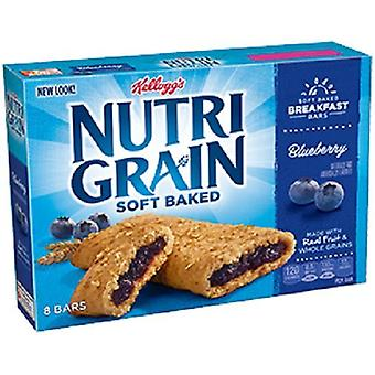 Nutri Grain Soft Baked Blueberry Breakfast Snack Bars