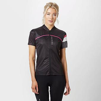 New Gore Women's Power MTB Road Cycling Jersey Black