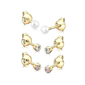 Elli Gold Plated Women's Earrings