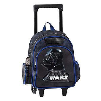 Graffiti Star Wars Backpack - 30 cm - Black (Black)