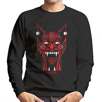 American Horror Story Jester Entrance Men's Sweatshirt