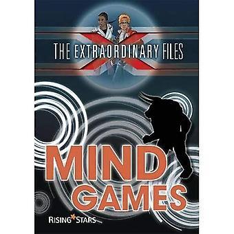 Extraordinary Files: Mind Games (Extraordinary Files Series)