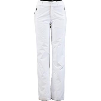 Spyder WINNER Ladies Gore-Tex Primaloft Ski Pants White