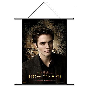 The Twilight Saga New Moon Wall Scroll Edward Forest
