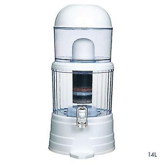 8 Stage stasjonære vann filtre | 14L til 28L tilgjengelig