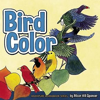 Bird Color by Alison Hill Spencer - 9781591934288 Book