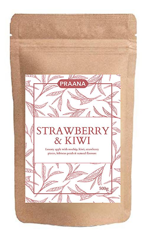 Praana Tea Strawberry & Kiwi Fruit Infusion - Catering Pack 500g
