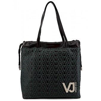 Versace Jeans - Taschen - Shopper - E1VSBBI3_70784_J35 - Damen - black,green