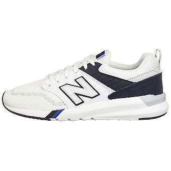 New Balance Mens ms009s1 Tissu Low Top Lace Up Running Sneaker
