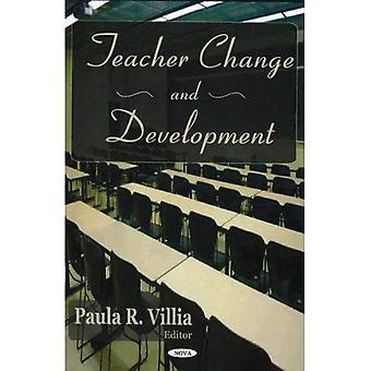 Lærer forandring og udvikling