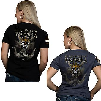Nine Line Apparel Women's Valhalla Relaxed Fit Short Sleeve T-Shirt