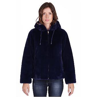 Damascus False Fur Fashion Jacket - Kaporal
