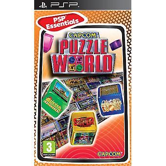 Capcom Puzzle World (PSP)-nytt