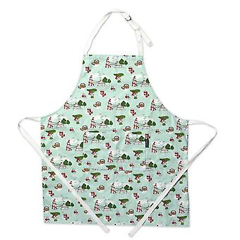 Summer Fete Cook's Apron by Burgon & Ball