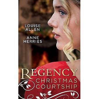 Regentschap kerst Courtship door Louise allen