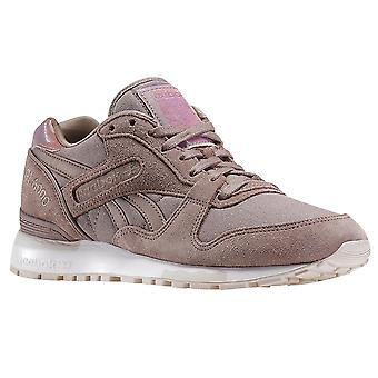 Reebok GL 6000 Transform Sandy Taupewhite V69803 universelle hele året kvinner sko