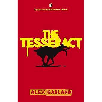 The tesseract esittäjä Alex Garland