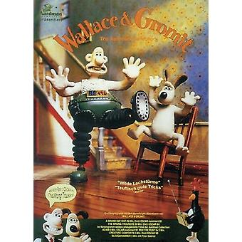 Wallace & Gromit Poster  (Teil 1)