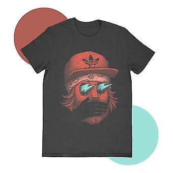 Portrait de marque t-shirt