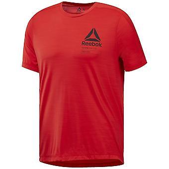 リーボク・アクティヴチル S CF3749 トレーニング 夏の男性 Tシャツ