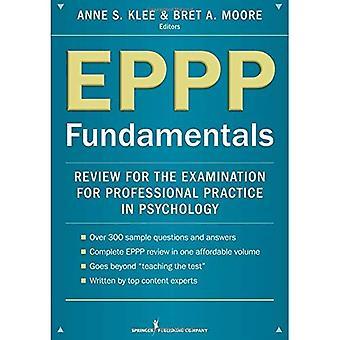 EPPP Fundamentals: Granskning för examen för yrkespraktik i psykologi