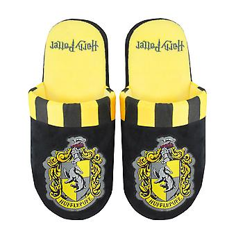 Harry Potter Hogwarts House Hufflepuff Men's Slippers